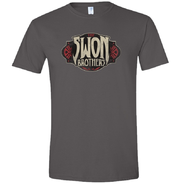 Swon Brothers Unisex Charcoal Tee