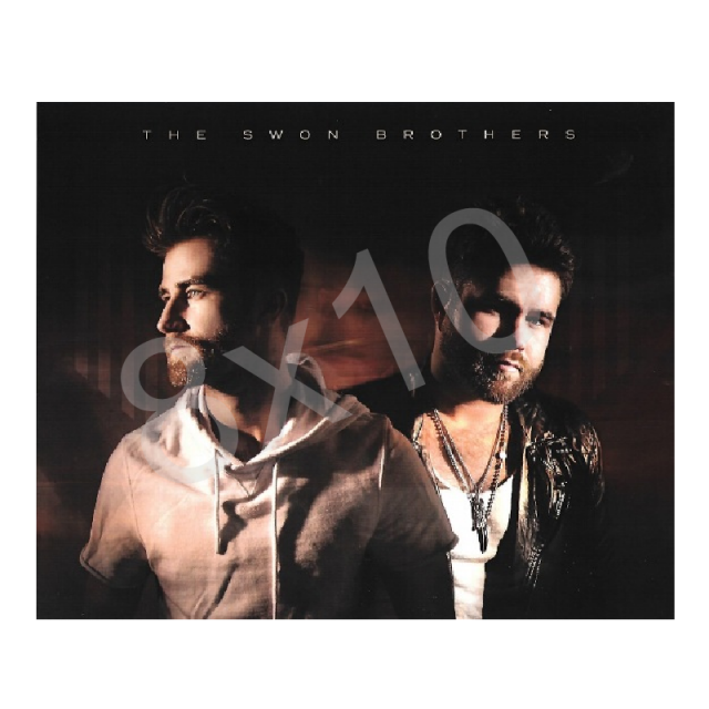 The Swon Brothers 8x10