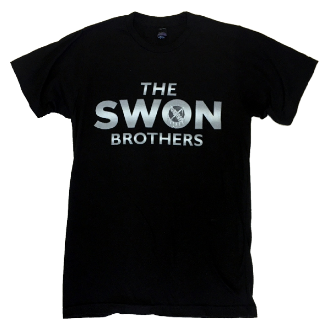 Swon Brother Black About Last Night Tour Tee