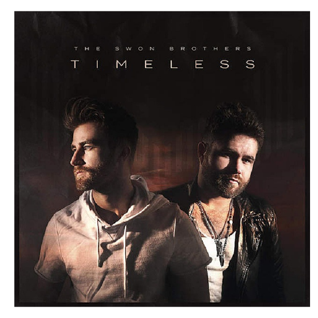 Swon Brothers AUTOGRAPHED EP- Timeless